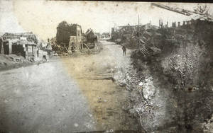 Bombed and Abandoned: First of Captured Villages (August 1918)
