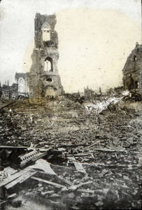 Villers-Bretonneux (May - August, 1918)