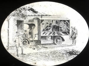 Traveling Y.M.C.A. (1917-1918)