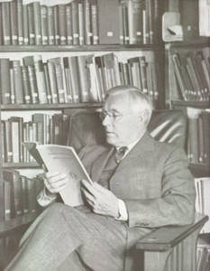 James H. McCurdy Reading
