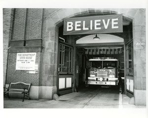 """""""Believe"""", Federal Hill"""