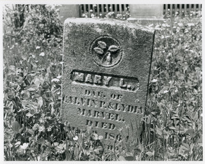 """""""Mary L"""" at Marvell Cemetery"""