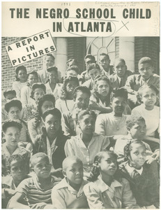 Negro School Child in Atlanta