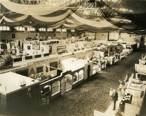 Department of Correction exhibit booth