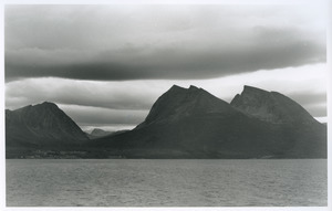 Shoreline from Trollfjord