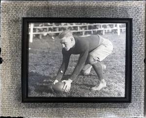 Bill Cunningham, Dartmouth All-American football player