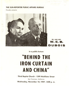 Behind the Iron Curtain and China