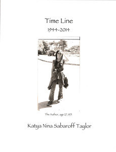 Katya Sabaroff Taylor Papers, 1959-2015
