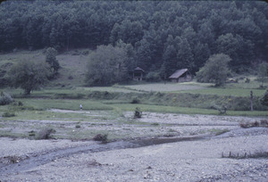 Along Poreče riverbed