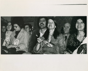 Audience at A.J. Liebling Counter-Convention