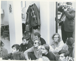 Student sit-in demonstration