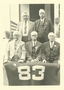 Class of 1883 at 55th reunion