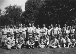 Class of 1912 at 20th reunion