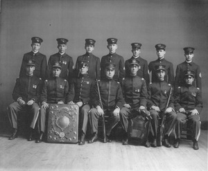 1910-1911 Massachusetts Agricultural College Rifle Club