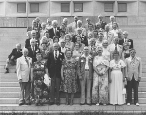 Class of 1927 at 50th reunion