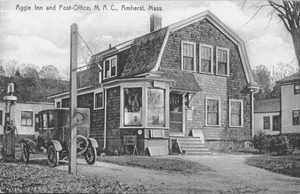Aggie Inn and Post Office