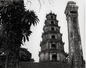 Linh My Tower, Hue