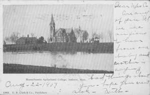 Massachusetts Agricultural College, Amherst, Mass.