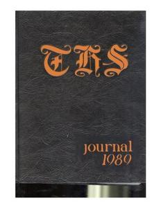 Journal : Taunton High School yearbook