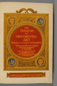 [Lithographs in color in The Treasury of Ornamental Art]