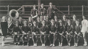 1957 Springfield College Band