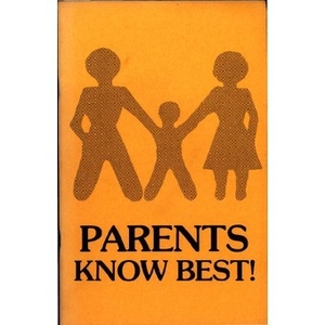 Parents know best!