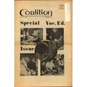 Coalition, March, 76.