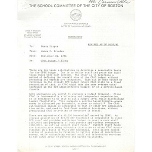 Letter, Judge Garrity, January 26, 1976  - Digital Commonwealth