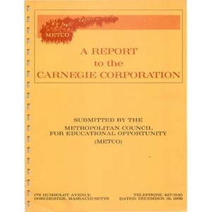 A report to the Carnegie Corporation.