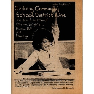 Building Community School District One