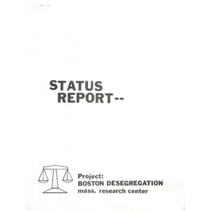 Status Report--Project