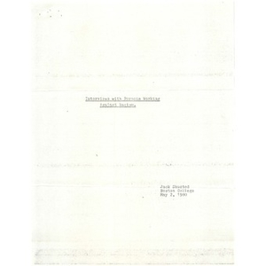 Metropolitan Council for Educational Opportunity, Inc. Records