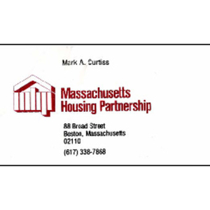 Massachusetts Housing Partnership.