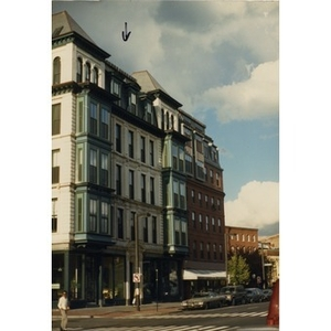 557-565 Tremont Street, Boston.