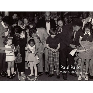 An Interview with Paul Parks, June 8, 2009 [sound recording]