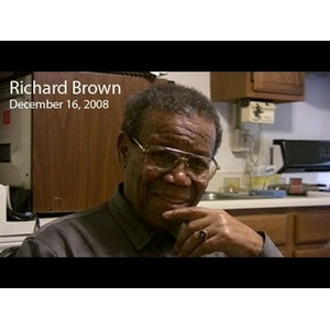 An Interview with Richard G. Brown, December 16, 2008 [video recording]. 1