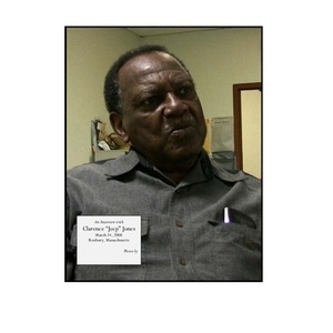 "An Interview with Clarence ""Jeep"" Jones, March 24, 2008 [transcript]"