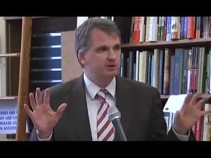 WGBH Forum Network; Timothy Snyder: Europe Between Hitler and Stalin