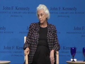 WGBH Forum Network; Justices Sandra Day O'Connor and David Souter on Civic Education
