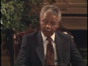 A Meeting with Mandela