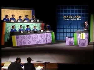 1993 Maryland Geography Bee