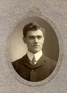Alfred Stokes, Class of 1898