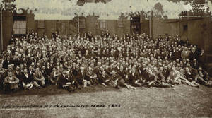 YMCA 31st International Conference of North America, 1895