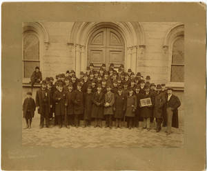 YMCA Conference of New England Secretaries, 1889