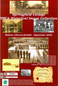 Springfield College YMCA Historical Image Collection poster, 2002