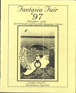 Fantasia Fair '97 Participant's Guide (October 19-26, 1997)