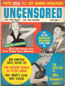 Uncensored (April, 1967)