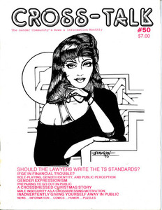Cross-Talk: The Gender Community's News & Information Monthly, No. 50 (December, 1993)