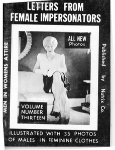 Letters from Female Impersonators Vol. 13