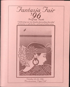 Fantasia Fair '96 Program Guide (October 20-27, 1996)